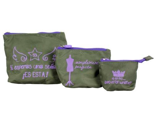 Salvador Bachiller - Réglez trois bourses - Grafiti 2 60269 - Vert