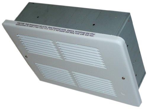 King Whfc2410 1000-Watt 240-Volt Ceiling Mount Heater, Bright White