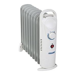 Öl Radiator Elektroheizung, Heizung,Heizkörper,Heater,7,9,11 Rippen bis zu 1200 Watt (7 Rippen)