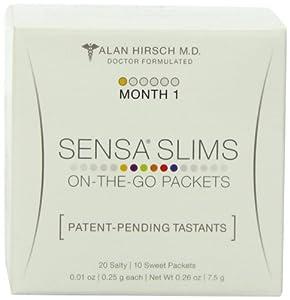 SENSA Slims - Month 1