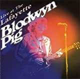 echange, troc Blodwyn Pig - Live at the Lafayette