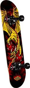 Buy Powell Golden Dragon Flying Dragon 2 Complete Skateboard by Powell