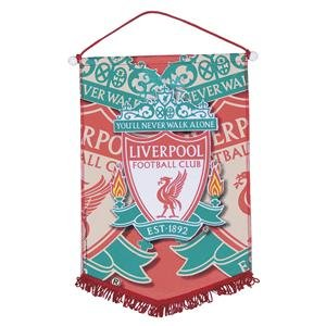 Liverpool Soccer Pennant