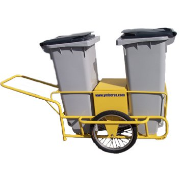 carro-de-limpieza-viaria-2-cubo-street-cleaning-cart