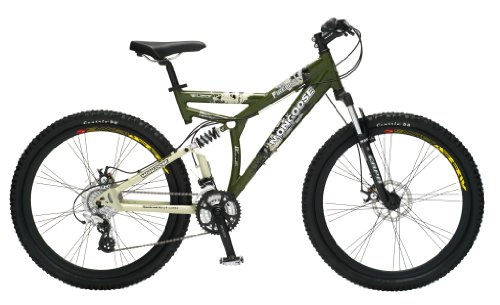 Mongoose Men's Fireline Bicycle