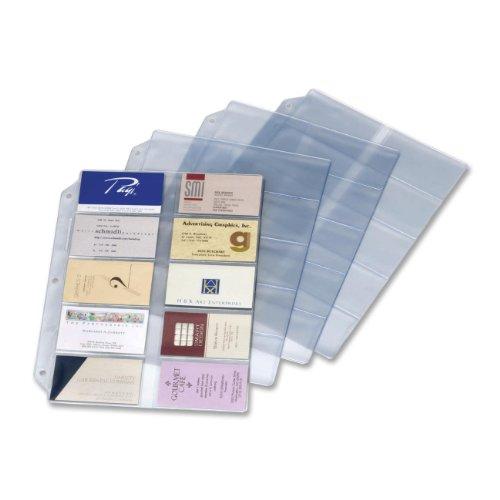 Cardinal Business Card Refills (7856 000)
