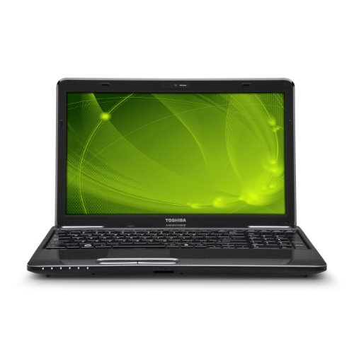 Toshiba Satellite L655D-S5076 LED TruBrite 15.6-Inch Laptop (Aged/Black)