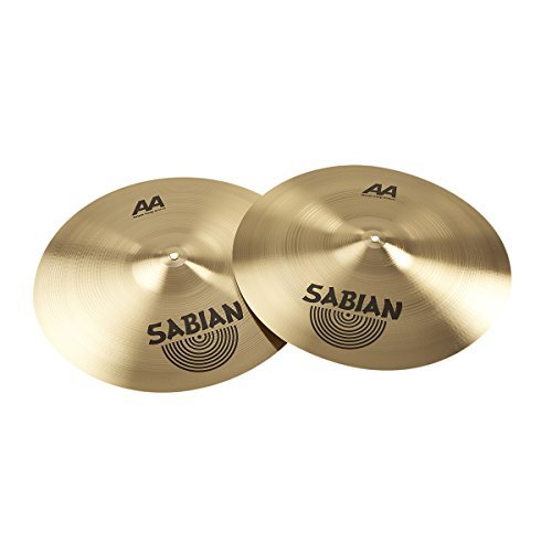 Sabian Aa Drum Corps Cymbals 18 Inch