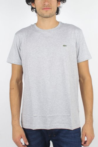 Lacoste Black Crew Neck Black T-shirt