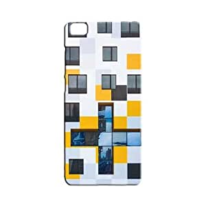 BLUEDIO Designer 3D Printed Back case cover for Xiaomi Mi5 / Mi 5 - G4512