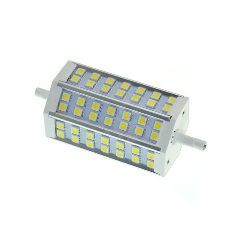 Heneng R7S 10W 42 Led Bulb 5050 Smd Replacement For Halogen Flood Lamp Cool White)