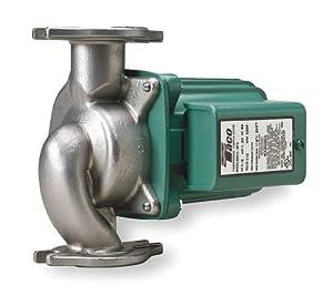 Taco 009 Stainless Steel Circulator Pump w/ IFC, 1/8 HP