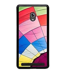 Vizagbeats Multi Color Web Back Case Cover for ASUS ZENFONE 6