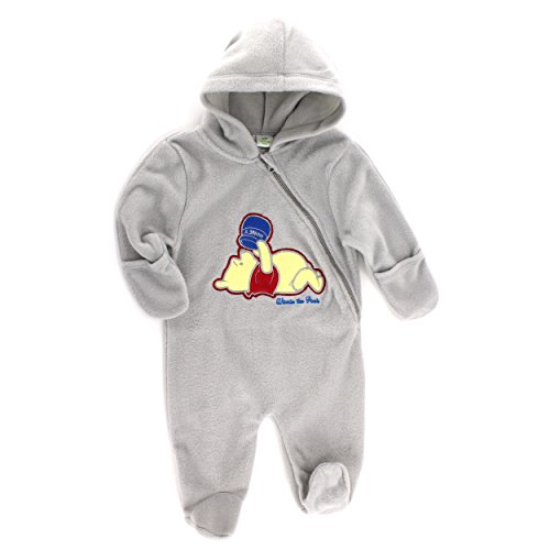 Baby Fleece One Piece front-935248