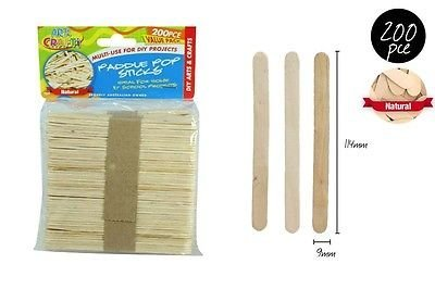 200-pce-paddle-pop-sticks-natural-colour-scrapbooking-craft
