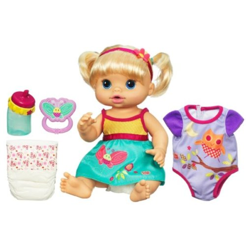 Exclusive Baby Alive Dress N Slumber Drink Amp Wet Doll