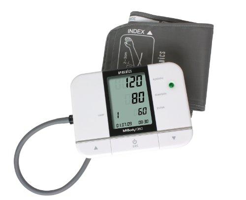 Homedic Mibody 360 Blood Pressure Monitor- 360BP-EU