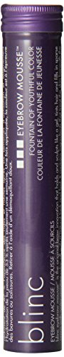 Blinc Eyebrow Mousse Light Brunette .14-Ounce Tube