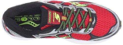 大码福利:Saucony 索康尼 Ride 5 男款次顶级缓震跑鞋美国亚马逊