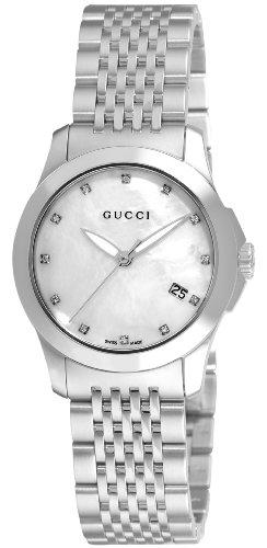 Gucci Timeless Ladies Watch YA126504