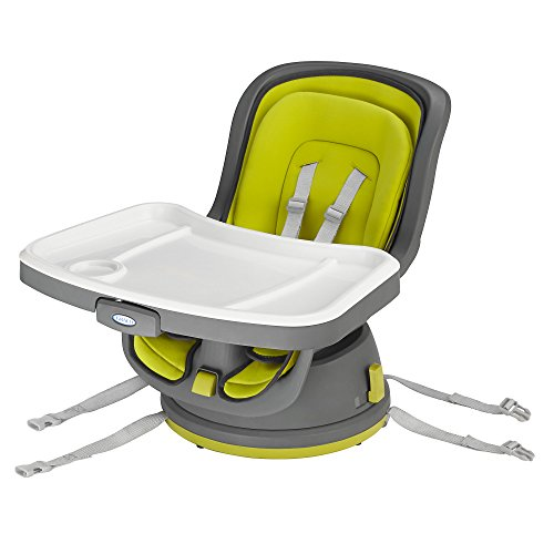 Graco Swivi Booster Highchair in Lime