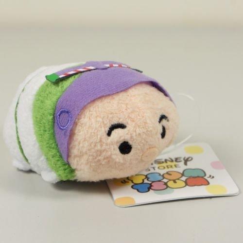 "Disney Buzz Lightyear ''Tsum Tsum'' Plush - Toy Story - Mini - 3 1/3"""