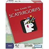 The Game of Scattergories