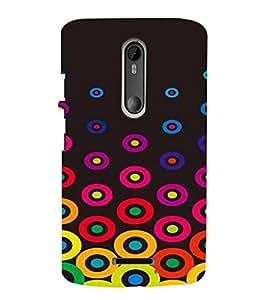 EPICCASE Trendy designs Mobile Back Case Cover For Moto X 3rd Gen (Designer Case)