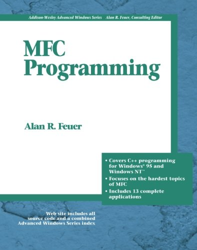 MFC Programming (Programming Mfc compare prices)