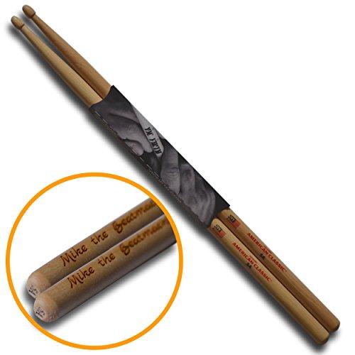 Drumsticks-5A-mit-deiner-persnlichen-Gravur-Geschenk-fr-Drummer-Trommler-und-Schlagzeuger