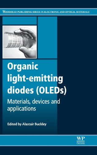 Organic Light-Emitting Diodes (Oleds): Materials, Devices And Applications (Woodhead Publishing Series In Electronic And Optical Materials)