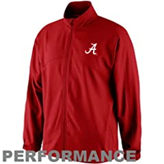 Nike Alabama Crimson Tide Victory Woven Performance Jacket - Crimson Small by Nike