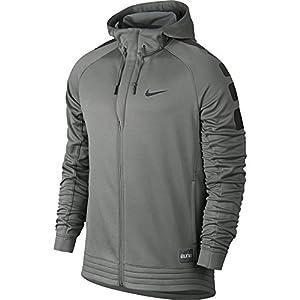 Nike Mens Elite Stripe Basketball Hoodie Sweatshirt