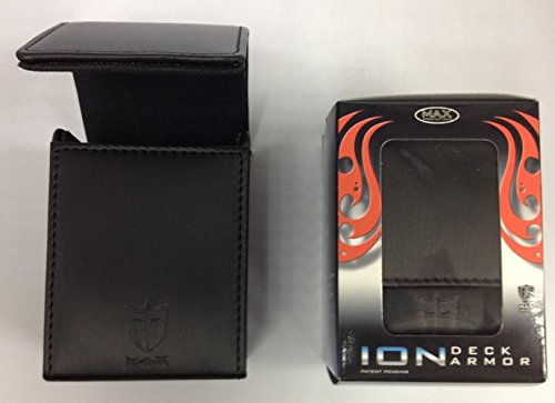 Max Protection ION DECK BOX - METALLIC - BLACK - 1