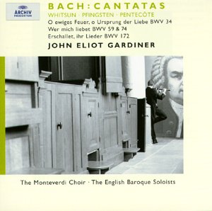 Bach: Cantata Pilgrimage (Kantaten BWV 34, 59, 74, 172)