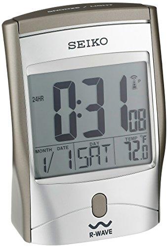 Seiko QHR025SLH Analog Quartz Alarm Clock