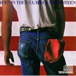 Bruce Springsteen - Born In The USA (2005 Japan mini-LP MHCP 728) - Zortam Music
