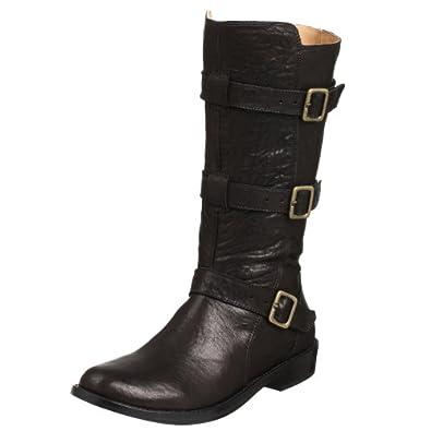 gee wawa s 3 buckle boot black