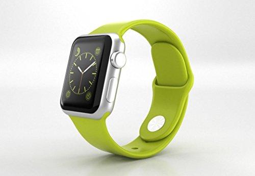 Apple-38-mm-reloj-de-aluminio-plateado-con-blanco-deporte-banda