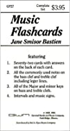 Flashcards General Music by Jane Bastien