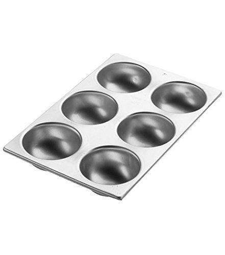 Wilton Mini Ball Pan (Half Sphere Cake Pan compare prices)
