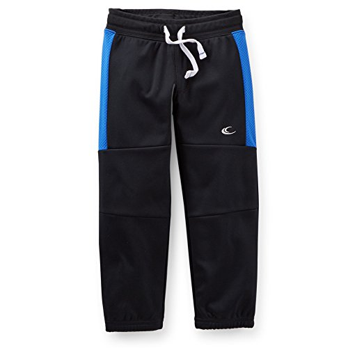 Carter's Baby Boys Tricot Active Pants (24M, Black)