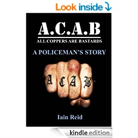 A.C.A.B All Coppers Are Bastards