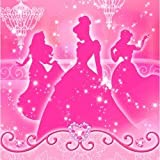 Disney Very Important Princess Dream Party Lunch Napkins 16 Count
