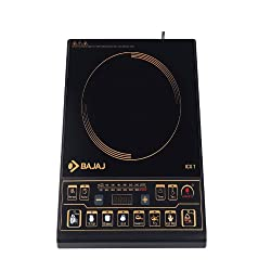 Bajaj Majesty ICX 7 Plus 1900-Watt Induction Cooktop