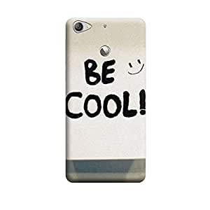 LeEco LeTv 1s Be Cool Premium Printed Mobile Back Case Cover With Full Protection