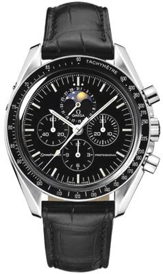 Buy Omega Men's Moon Phase Series Speedmaster Watch