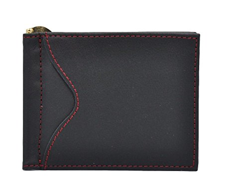 royce-leather-mens-rfid-blocking-money-clip-wallet-one-size-black-red
