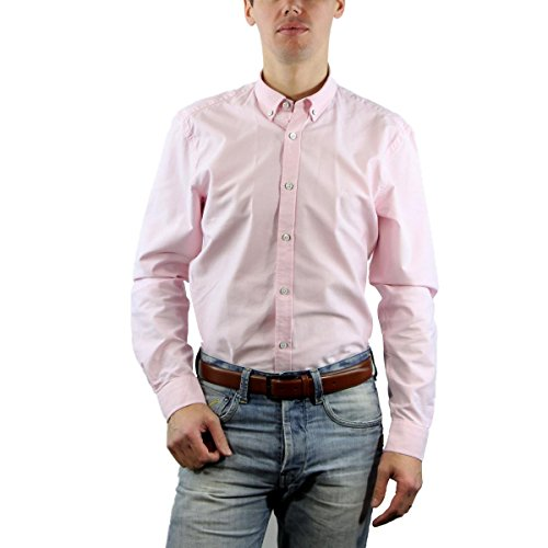 cr7-cristiano-ronaldo-oxford-classic-fit-chemise-rose-xxl