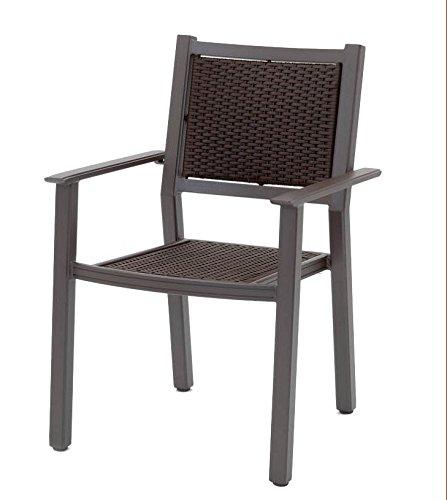 GarVida Gartensessel Oronero Rattan Gartenstuhl Garten Sessel Stuhl Möbel online kaufen